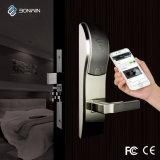 Wechat/app/ordinateur/déverrouillage de carte de contrôle à distance de métal électronique Serrure de porte