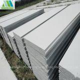 El panel de pared del cemento del emparedado del aislante incombustible y sano para los edificios modulares