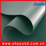 самое лучшее сырье брезента PVC сбывания 650g для заволакивания тележки