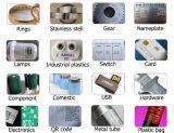 Cnc-Faser-Laser-Gravierfräsmaschine für metallisches