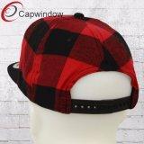 Baumwolle 100% Flaid Flexfit normale Hysteresen-Schutzkappe/Hat