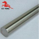 Barre plate en aluminium de barre ronde