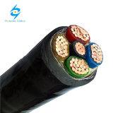 Yjv22 4 cable de acero subterráneo del amorío de la cinta de la base 120m m