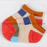 Klare Farbe Cuty Babys Breathable Baumwollsocke
