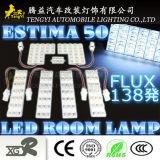 des Selbstauto-12V Innenraum-Licht-Lampe abdeckung-der Anzeigen-LED für Toyota Estima Previa 30 50 Serie