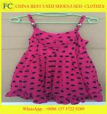 도매는 사용했다 의류, 중국에서 가마니에 있는 사용한 옷, 아프리카인 (FCD-002)를 위한 최신 인기 상품 초침 옷을