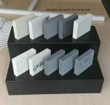 Faltbarer Draht-Kostenzähler-Spinner-Ausstellungsstand/Bildschirmanzeige-Zahnstange