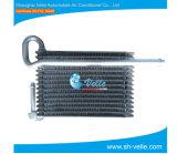 Um sistema de ar condicionado evaporador do trocador de calor Automática