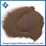 36の網のブラウンの酸化アルミニウムの粉のプラント