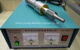 20kHz de handbediende Ultrasone Machine van het Lassen van de Vlek Plastic
