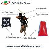 Zona di aria gonfiabile dell'obiettivo di laser della strumentazione del gioco della modifica di tiro all'arco dell'intero insieme per i capretti e gli adulti