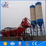 Cemento concreto máquina mezcladora de planta de procesamiento por lotes