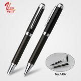 Professional Firber stylo à bille de carbone de marque pour cadeau