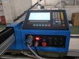 Plasma do CNC de ZNC-1500D e cortador portáteis do gás para a placa de metal