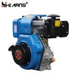 열쇠 구멍 샤프트와 기름 목욕 공기 정화 장치 (HR186FA)에서 디젤 엔진 전기 시작
