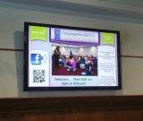 15.6 pulgadas del LCD de visualización montada en la pared de la pantalla