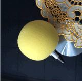 Mini altavoz audio de 3.5m m de la esponja de la música colorida portable de la bola para la computadora portátil MP4 del teléfono móvil de la tablilla