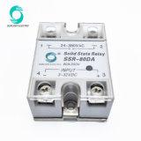 Сср-80da 80A 3V-32V-480входного тока 24 В переменного тока выход одна фаза 1 ФАЗА SSR Твердотельные реле