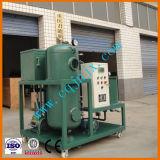 Impianto ed attrezzatura di purificazione di disidratazione dell'olio della turbina