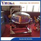 50L-1000L Cocina de industriales de vapor con agitador de mezcla la inclinación de Acero Inoxidable
