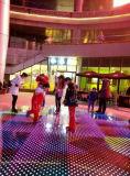 Openlucht LEIDEN van de Decoratie van het huwelijk Digitaal Dance Floor met de Controle van PC