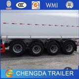 Camion dell'acqua dell'olio della Cina 50000 litri del serbatoio di combustibile di rimorchio semi