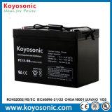 Batería de almacenaje del AGM de la UPS 12V 90ah VRLA de la larga vida