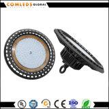 la mejor bahía del UFO LED del precio de 5-265V 100lm/W Philips Lumileds alta con el Ce para la fábrica