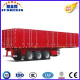 경쟁적인 공장 가격을%s 가진 트럭 상자 트레일러를 반 수송해 3 Axles Heavy-duty 밴 Body Cargo 또는 공용품