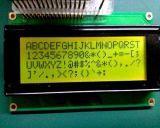 Stce 16102 séries RoHS et module 1601 d'affichage à cristaux liquides de Cerfitied de la CE