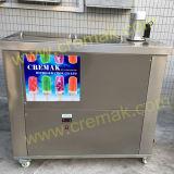 4 stellt Formenpopsicle-Maschine mit Produktion 12000PCS ein