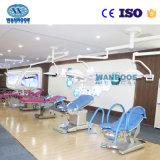 Luz quirúrgica médica aprobada del funcionamiento del equipo LED del Ce de Akl 700/700-III para la venta