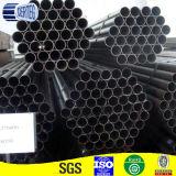 16mm ronda soldadas de aço Tubos de mobiliário preto