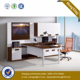 Mesa do computador do MDF do escritório com gaveta móvel (HX-UN043)