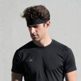 여자의 달리는 머리띠 형식과 운동 스포츠 머리띠