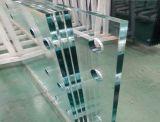 3mm-12mm temperada Ultra de vidro transparente