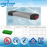 48V de aangepaste Batterij van de Fiets van de Fiets E van het Pak van de Batterij LiFePO4