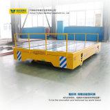 Cuchara de acero de alta temperatura chatarra de automóvil de transferencia de vagón de tren