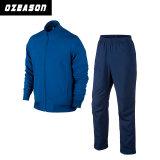 Unisex barata de fútbol personalizado en blanco traje traje de Entrenamiento de fútbol (TJ011)