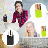 Pochette promotionnelle de smartphone de silicones d'adhésif de 3m, support par la carte de crédit de téléphone cellulaire