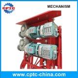 Aufbau-Hebevorrichtung-Motor 18kw hergestellt in China