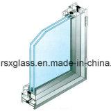 Le verre de construction de verre creux verre isolant 5+6UNE+5