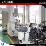 máquina para fabricar tuberías de alta capacidad de la línea de extrusión de HDPE/PPR