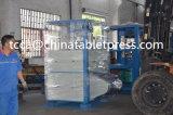 大きい250gカルシウム次亜塩素酸塩の錠剤にする粉の出版物機械