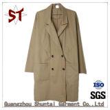 Новое горячее пальто пальто пыли повелительниц сбывания наружное
