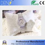 BS женщин браслет часы роскоши Леди Rhinestone Wristwatch моды