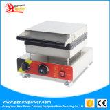 10 ПК коммерческих мини вафель бумагоделательной машины для приготовления вафель прямоугольного сечения