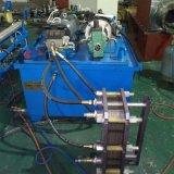 熱い回転機械を閉じる継ぎ目が無い鋼鉄シリンダー口