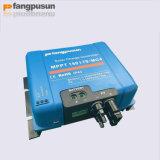 # garantie 2 ans de qualité de Fangpusun MPPT150/70 Mc4 70A MPPT de contrôleurs solaires bleus de charge pour l'installation de batterie de 12V 24V 36V 48V