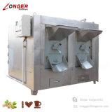 Máquina del asador del cacahuete de la alta calidad